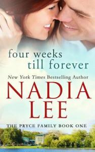 Allison: Four Weeks Till Forever | Nadia Lee | Book Review