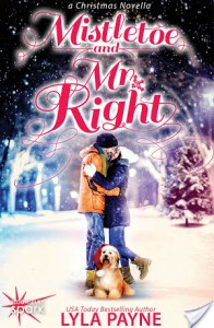 Mistletoe And Mr. Right by Lyla Payne | Novella Review