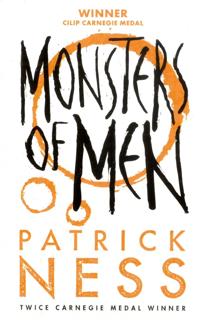 Monsters Of Men by Patrick Ness | Book Review