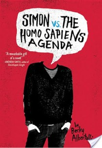 Simon Vs. The Homo Sapiens Agenda by Becky Albertalli | Audiobook Review