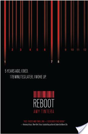 Reboot | Amy Tintera | Book Review