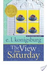 The View From Saturday EL Konigsburg Audiobook Review