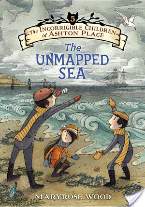 The Unmapped Sea by Maryrose Wood | Audiobook Review