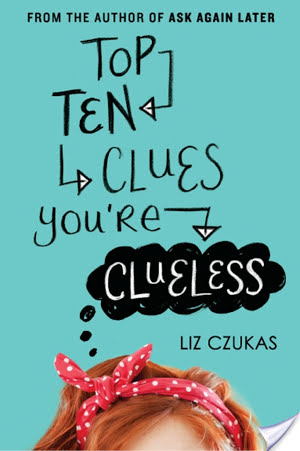 Top Ten Clues You're Clueless by Liz Czukas | Book Review