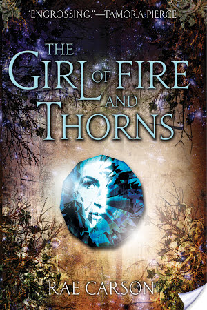 The Girl Of Fire And Thorns by Rae Carson Readalong | Chapters 12-23