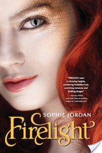 Review of Firelight by Sophie Jordan