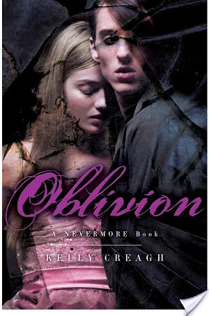 Oblivion by Kelly Creagh | Book Review