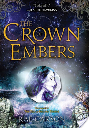 The Crown Of Embers by Rae Carson | Readalong Chapters 1-10 #ReadingRae