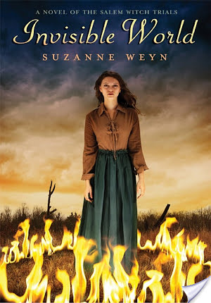 Invisible World | Suzanne Weyn | Book Review