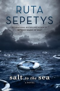 If you've readBetween Shades of Gray orOut Of The Easy, you know that Sepetys really excels in bringing history to life and making it feel relevant to today (it is INDEED relevant). She brings parts of history that maybe we didn't already know all about to light. The same can be said forSalt To The Sea.