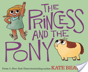 The Princess And The Pony by Kate Beaton | Book Review