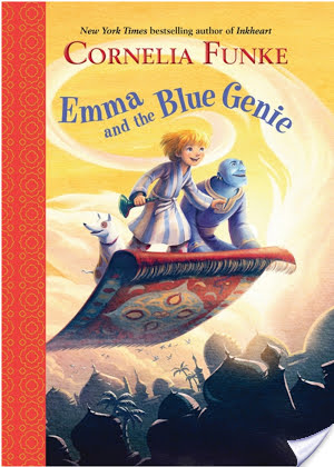 Emma And The Blue Genie by Cornelia Funke | Audiobook Review
