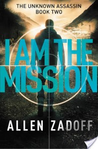 I Am The Mission by Allen Zadoff | Audiobook Review