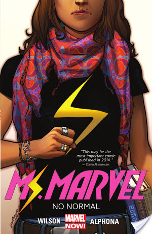 Ms. Marvel, Vol. 1: No Normal by G. Willow Wilson | Comic Book Review
