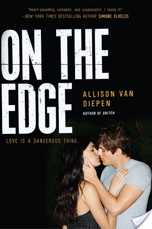 On The Edge by Allison Van Diepen | Book Review