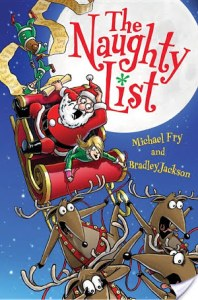 The Naughty List by Michael Fry and Bradley Jackson | Book Review
