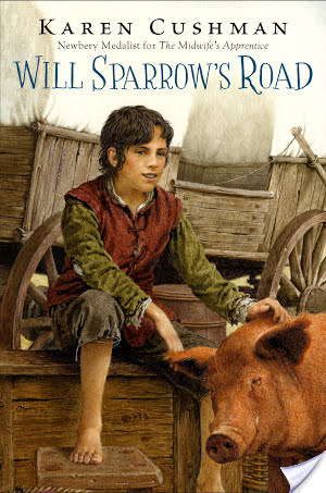 Will Sparrow's Road by Karen Cushman Book Review
