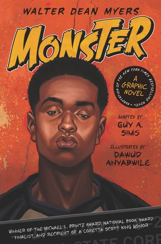 Monster: A Graphic Novel by Walter Dean Myers | Book Review