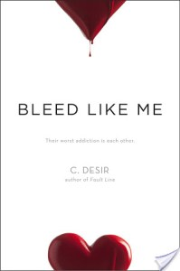 Bleed Like Me by Christa Desir is a really quick read. I thought that it did not shy away from tough or controversial situations.