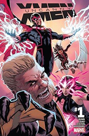 Uncanny X-Men #1-3