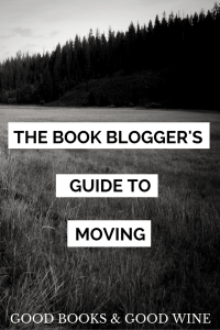 The Book Blogger's Guide To Moving