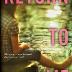 Return To Me by Justina Chen is one of those books that is probably much better via audio than holding onto the physical book and reading it that way.