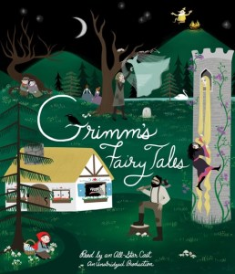 Grimm's Fairy Tales by the Brothers Grimm released by Listening Library is a veritable smorgasborg of excellence when it comes to audiobook narration.