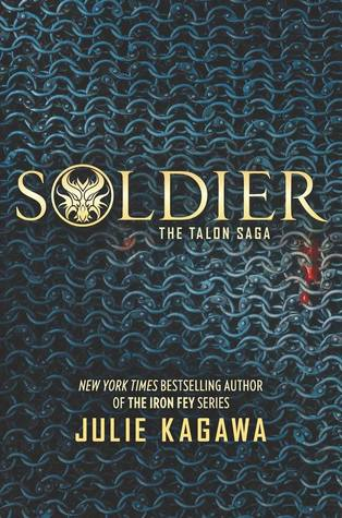 Soldier by Julie Kagawa | Book Review