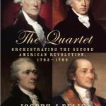 Joseph Ellis's The Quartet is about how we went from having the Articles of Confederation to framing the Constitution and then the Bill of Rights.