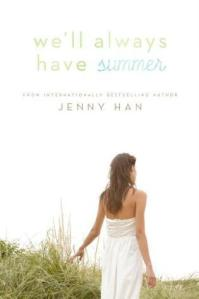 We'll Always Have Summer has me asking myself if Jenny Han is actually a wizard. I mean, she has yet to write a book that I do not like.