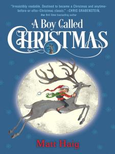 A Boy Called Christmas by Matt Haig | Audiobook Review