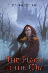 The Flame In The Mist is about this girl named Jemma Agromond. I feel sort of nonchalant and ambivalent about The Flame In The Mist.