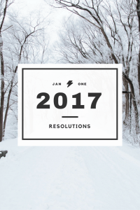 2017 Resolutions on Good Books & Good Wine