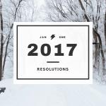 2017 Resolutions on Good Books & Good Wine