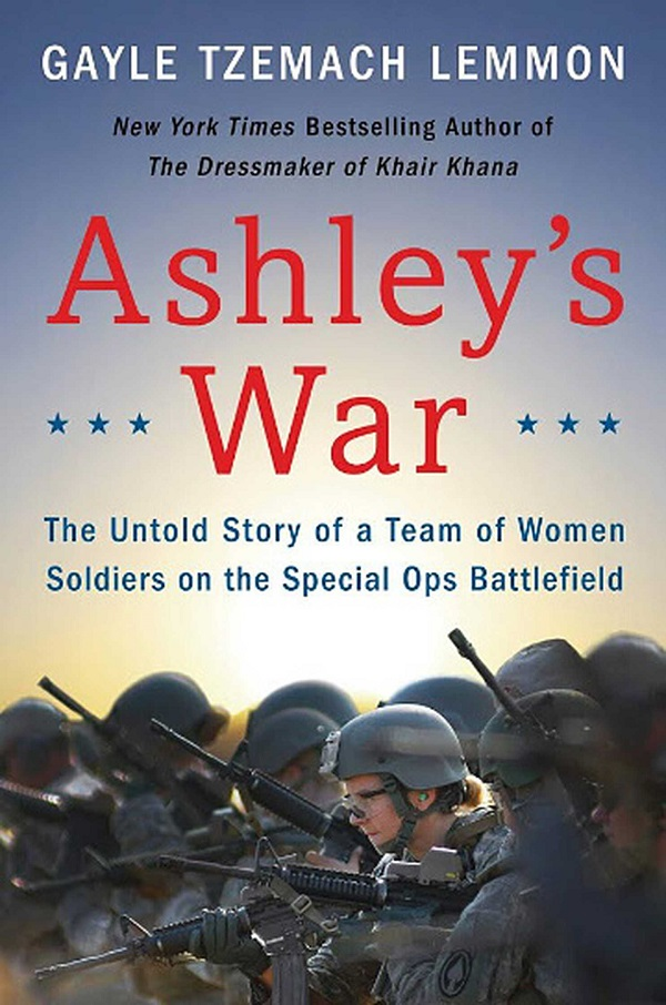 Ashley's War by Gayle Tzemach Lemmon | Audiobook Review