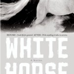 White Horse by Alex Adams is an adult dystopia book that has crossover YA appeal and is about a disease that decimates humanity. Click for my review.