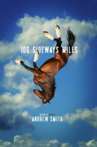 100 Sideways Miles by Andrew Smith is a book where mileage may vary. It absolutely gets weird, but is so well written with developed characters. Click here to read my full review.