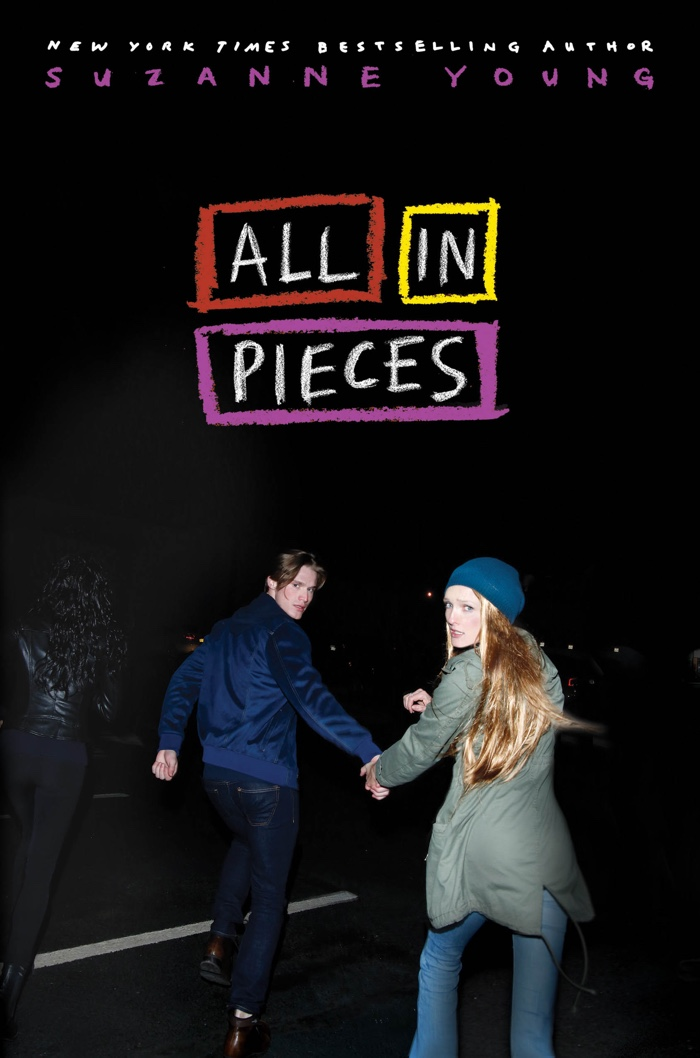 All In Pieces by Suzanne Young | Book Review