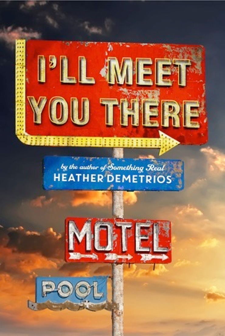 I'll Meet You There by Heather Demetrios | Book Review