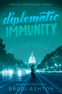 Diplomatic Immunity by Brodi Ashton | Book Review