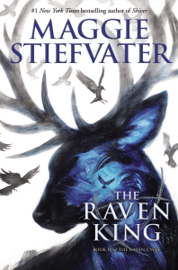 The Raven King by Maggie Stiefvater | Audiobook Review