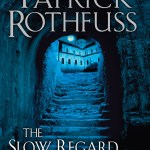 The Slow Regard Of Silent Things is a novella set in Rothfuss's Kingkiller Chronicles universe. It follows the character Auri, who is one of the important side characters in the series.