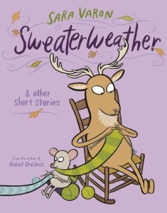 Sweaterweather by Sara Varon | Book Review