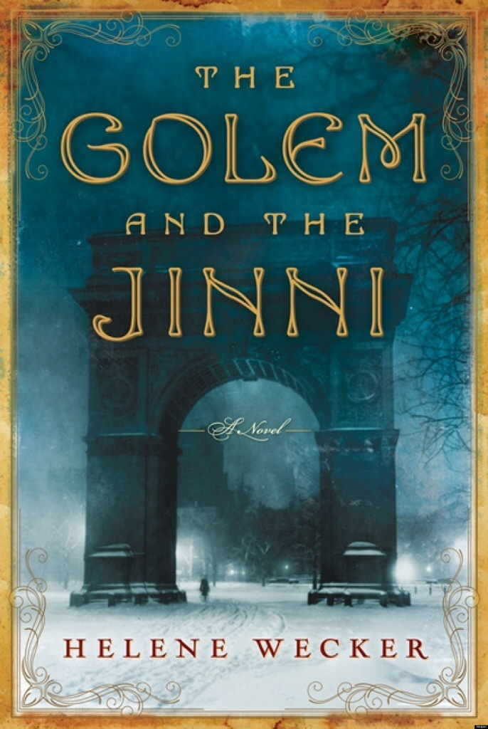 The Golem And The Jinni by Helene Wecker | Audiobook Review
