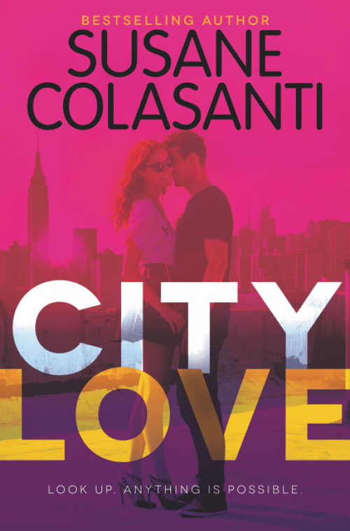 City Love by Susane Colasanti | Audiobook Review