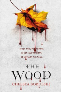 The Woodby Chelsea Bobulski definitely feels like it needs a sequel. I rarely, if ever, say that. BUT FOR REAL YOU GUYS. Read my full review here.