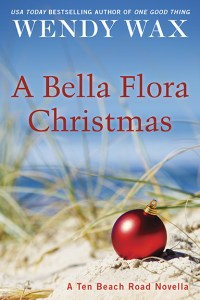 A Bella Flora Christmas by Wendy Wax is a SUPER quick Christmas novella that I read entirely out of context. Read my full review by clicking here.