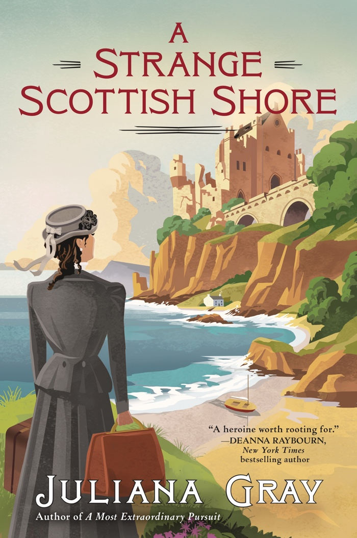 A Most Extraordinary Pursuit | A Strange Scottish Shore | Audiobook Reviews