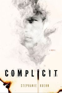 Sooo, I think that you'll enjoy Complicit by Stephanie Kuehn if you like books that mess with your mind a little bit. Click here for my full review.