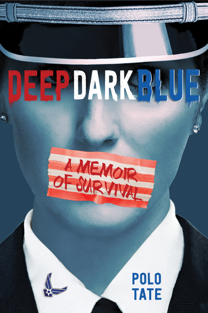 Deep Dark Blue by Polo Tate | Book Review